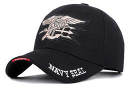 $enCountryForm.capitalKeyWord Australia - Fashion Navy Seals baseball hats outdoor tactics embroidery caps adjustable army fans sport caps lovers hats