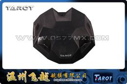 $enCountryForm.capitalKeyWord Australia - Carbon Fiber Pattern Canopy for Tarot 680 PRO FY680 Parts Quadcopter Frame Canopy Black Parts TL2851