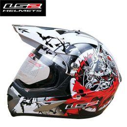 Ls2 Off Road Helmets Australia - Special Offer LS2 MX433 Motocross Helmet Touring Off Road Dirt Bike MTB ATV Motorcycle Helmets high quality Moto Casque Kask
