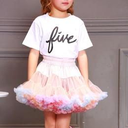 $enCountryForm.capitalKeyWord Australia - Tutu Skirt 3 generation Patent New AB Two Wearing Princess Dress Children Baby Birthday Gift Tutu Skirt Girls Skirt