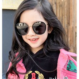 SunglaSSeS babieS online shopping - 2019 fashion Cat Polarized kids sunglasses UV400 baby boys girls Unisex cute glasses yr baby infant protect eyewear FML