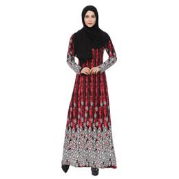 877230b1be abaya turkish women clothing muslim dress Female Spring New Sexy Ethnic  Style High Waist Beach Skirt hijab dress turkey#G9+1