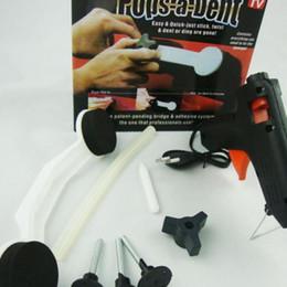 $enCountryForm.capitalKeyWord Australia - Glue Puller Body Painless Dent Repair Tool Glue Puller Used For Auto Instrument Manual Tool Set Cleaner And Glue Gun EEA124
