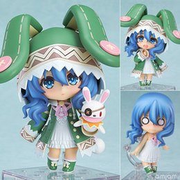 live action figure Australia - Date A Live Yoshino PVC Action Figure Collection Model Toy for girl birthday festval gift