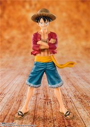 $enCountryForm.capitalKeyWord Australia - F.zero One Piece 20th Anniversary The Straw Hat Pirates Captain Luffy Statue Figure
