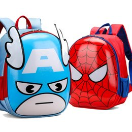 $enCountryForm.capitalKeyWord Australia - Hot 3d Eva Children Schoolbag Boys And Girls Cartoon Backpack Lovely Children Casual Rucksack Suitable For 2-5 Years Old Y19051701