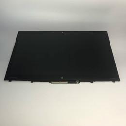 Großhandel X1 Yoga Anwenden auf Lenovo ThinkPad X1 Yoga 1. Generation 2016 14,0 '' LCD-Screen-Analog-Digital wandler DHL / UPS / Fedex Kostenlose Lieferung