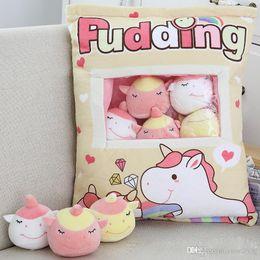 $enCountryForm.capitalKeyWord NZ - Hot plush toys rabbit pig unicorn flamingo dinosaur Seth tut cute baby celebrity snack baby stuffed aninals christmas gifts kids toys