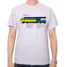 $enCountryForm.capitalKeyWord Australia - Train T Shirt Inter City 125 Illustration Classic Train Spotting Rail Enthusiast Men Women Unisex Fashion tshirt Free Shipping