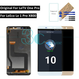 """letv one pro 2019 - Original LCD Display For LeEco Le 1 Pro Touch Screen Digitizer Assembly For Letv One Pro 5.5"""" Screen Replacement Re"""
