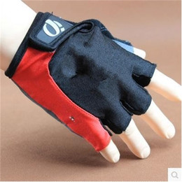 fingerless golf gloves Australia - New Cycling Gloves Silica Gel Short Finger Gloves Protective Gear Mountain Bike Road Vehicle Sports Wear Resistant Breathable 10 5dtG1