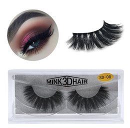 0c8e52cc48c IndIvIdual lashes online shopping - Fastship styles pair Real D Full Strip False  Eyelash with box