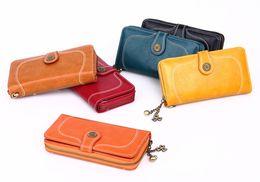 $enCountryForm.capitalKeyWord Australia - 2019 Hot sale fashion ladies wallet wholesale designer high quality women PU leather wallet ladies long purse luxury card holder clutch bag