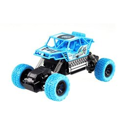 $enCountryForm.capitalKeyWord UK - Remote Control Graffiti Tipper Off-Road Car Four-Way High-Speed Climbing Big Foot Four-Wheel Drive Racing Battery Charging Toy