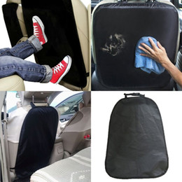 kick mats Australia - 2019 NEW Car Seat Back Cover Protector Kick Clean Mat Pad Anti Stepped Dirty for Kids Chair cover