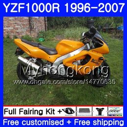 $enCountryForm.capitalKeyWord Australia - Body For YAMAHA Thunderace YZF1000R 96 97 98 99 00 01 238HM.17 Gloss orange YZF-1000R YZF 1000R 1996 1997 1998 1999 2000 2001 Fairings kit