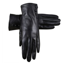 $enCountryForm.capitalKeyWord UK - New Style Leather Gloves Women Winter Gloves Really Fur sheepskin leather Warm Fur Women
