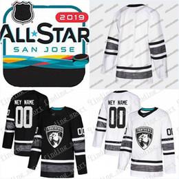 Men 2019 All Star Game Jersey Jonathan Huberdeau Mike Hoffman Mackenzie  Weegar James Reimer Roberto Luongo Florida Panthers Hockey Jerseys 69aa6980d