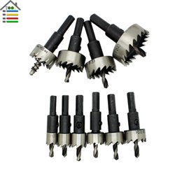 $enCountryForm.capitalKeyWord Australia - steel drill bit set New 1PC 12-40mm HSS Hole Saw Drill Bit Set Cutter Tooth Kit For Wood Metal Alloy Stainless Steel