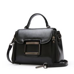 $enCountryForm.capitalKeyWord Australia - 2019 New Trend Brand Designer Women Handbags Split Leather Tote Bags fashion Luxury Female Shoulder Bag High Quality Wholesale