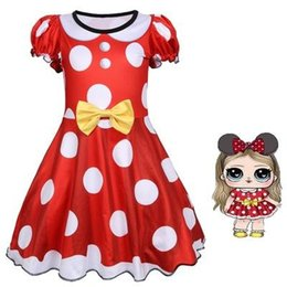 AmericA tutu online shopping - Cartoon Europe and America hubble bubble sleeve big head doll plays the role of kids clothing summer new style children s skirt