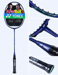Wholesale YON EXX Badminton Racquet High elasticity carbon racket Line completion Z-FORCE II Blue perfect8588