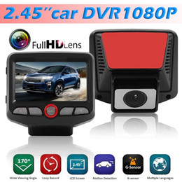 wifi dash cams Australia - D015 WiFi Car DVR Camera FHD 1080p 170 Degree Lens Dash Cam Novatek 96658 WDR IMX323 G-sensor Night Vision Video Recorder
