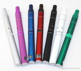 Ago G5 Vaporizer Pen Kit Australia - Ago G5 dry herb vaporizer pen vapor cigarettes kits vaporizer dry herbal LCD Display Ago G5 pen E Cigarette wax vaporizer pen
