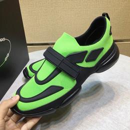 $enCountryForm.capitalKeyWord Australia - New Fashion Shoes for Men Slip On Cloudbust Sneakers Hook&Loop Scarpe da uomo 2019 Fashion Footwears Casual Mens Shoes with Origin Box Sale