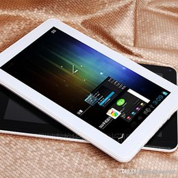 tablet 1gb ram quad core NZ - 2017 Quad Core 9 inch A33 Tablet PC with Bluetooth flash 1GB RAM 8GB ROM Allwinner A33 Andriod 4.4 1.5Ghz US02 DHL