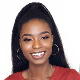 Straight upart wigS online shopping - Straight U Part Wig Density Human Hair Brazilian Virgin Hair Upart Wigs Kinky Middle Part Wigs For Black Woman