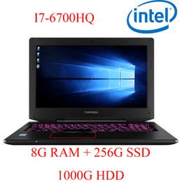 """$enCountryForm.capitalKeyWord Australia - P6-07 8G DDR4 RAM 256G SSD 1000G HDD i7 6700HQ AMD Radeon RX560 NVIDIA GeForce GTX 1060 4GB 15.6"""" gaming laptop"""
