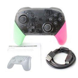 $enCountryForm.capitalKeyWord Australia - Hot Sale Wireless Controller Gamepad For Nintendo Switch Pro Joy Con Gaming Joysticks
