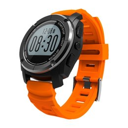 G Smart Watches Australia - S928 Professional Sport Smart Watch G-sensor GPS Outdoor Heart Rate Monitor Smart Wristband Smartwatch For Android For IOS