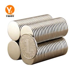neodymium disc magnets NZ - Ultra thin strong magnetic disc Thin Disc with 3M Adhesive NdFeB Magnet Neodymium Magnets Sensor Rare Earth Magnets Permanent Lab Magnet 01