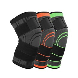 $enCountryForm.capitalKeyWord UK - 2019 Women Men Knee Pad Fitness Running Cycling Bandage Knee Support Braces Elastic Nylon Compression Pad Sleeve Sports Safety M421F