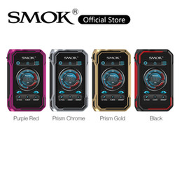SMOK G-Priv 3 Mod 230W 2.4 Inch Touch Screen Vapor Device with IQ-G Chipset Mod Type-C Fast Charging System 100% Original on Sale