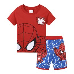 $enCountryForm.capitalKeyWord Australia - Pijamas Sleepwear Boy Pyjamas Baby Girls Pajamas Sets Children Nightwear Homewear Toddler Clothes Garcon Underwear Suit Dfr