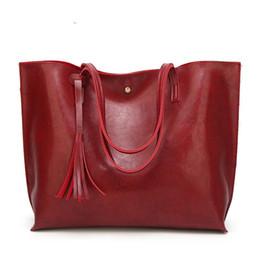 Dark Red Ladies Handbags Australia - good quality Leather Bags For Women 2019 Shoulder Bags Handbags Women Bag Designer New Fashion Ladies Hand Bag Bolsa Feminina
