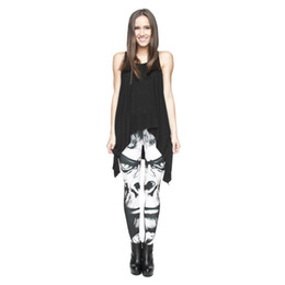 $enCountryForm.capitalKeyWord UK - Unique Fitness Leggings Workout Sports Print Yoga Pants Women Gym Wear Slim Pants Push Up Fitness Legging Bodybuilding