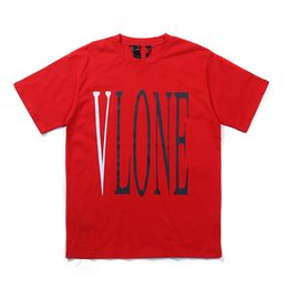 vlone tees NZ - Vlone T Shirt High Quality Men Women Hip Hop Streetwear T Shirt Vlone Human Skeleton Mens Stylist T shirt Tees