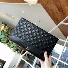large canvas clutch Australia - 2019 New Styles Fashion Bags Ladies Handbags Women Tote Brands Clutch black leatherfashion 0330
