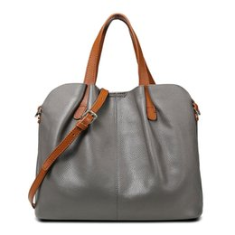 Famous Brand Bag Designer Inspired Genuine Leather Handbag Tote Bag  Shoulder Crossbody Purse For Women 600bb8fea68fc