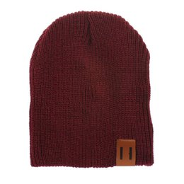 Black Beanies for BaBies online shopping - High quality cotton colors baby Beanie Hot Selling Cheap child hat hat for baby
