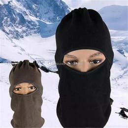 Face Mask Milk Australia - Outdoor Sports warm masks Windproof Cotton Milk Silk Full Face Neck Ninja Headgear Hat Riding Hiking Cycling Masks aa9-16 2017120301