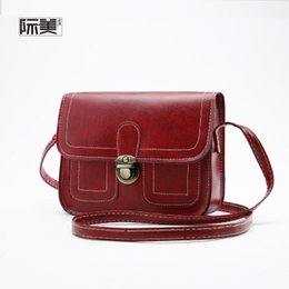 Car Lights Australia - New Spring Small Square Bag Lady Car Line Female Bag Wholesale Retro Single Shoulder Oblique Satchel Mobile Phone Bag