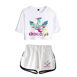 Chinese  Dracarys Women T Shirts Daenerys T-Shirt Mother of Dragon Harajuku Vintage Camisetas Mujer Aesthetic Clothes manufacturers