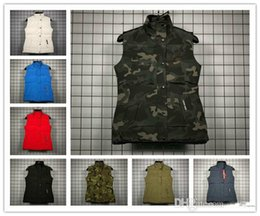 $enCountryForm.capitalKeyWord Australia - 2018 Canada Brand Mens Goose Lodge Down Vest Thick Warm Windproof Coat Thicken Winter vest parka jacket