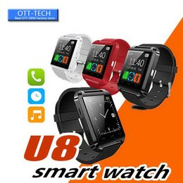 $enCountryForm.capitalKeyWord Australia - Bluetooth Smart Watch U8 Watch Wrist Smartwatch for iPhone 4 4S 5 5S 6 6S 6 plus Samsung S4 S5 Note 2 Note 3 HTC Android Phone Smartphones