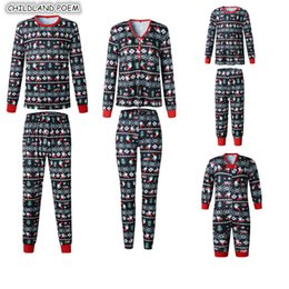 $enCountryForm.capitalKeyWord Australia - Family Matching Clothes Family Christmas Pajamas 2019 New Year X-mas Look Mother And Daughter Clothes Christmas